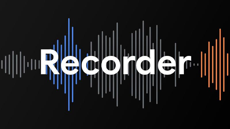 Featured image of post 5 Things I Learned from Google's New ML-Powered Recorder App